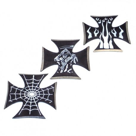 NS06 Set Ninja Stars. Shurikens