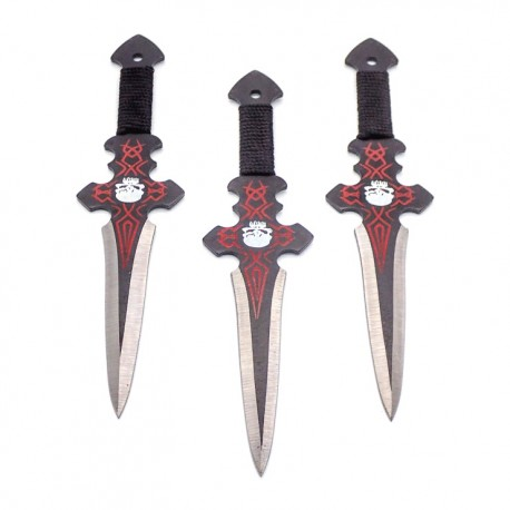 NK06 Throwing Knives