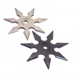 NS07 Ninja Star. Shuriken