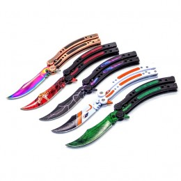 KB07 Balisong - Butterfly Knife