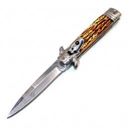 KS39 Stiletto Switchblade Automatic Knife