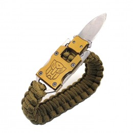 "KK11 Multifunctional ""TRANSFORMER"" knife for Outdoor"