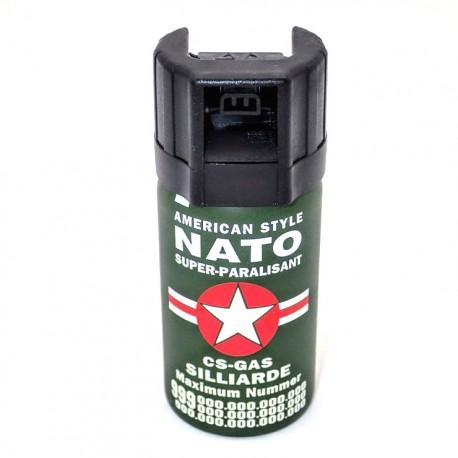PS02 Pepper spray American Style NATO - 40 ml