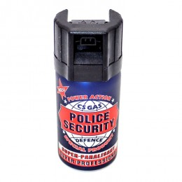 PS04 CS Gas Spray POLICE Security