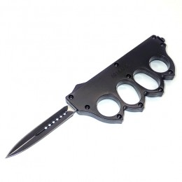 KA09 Knife Automatic Combat Troodon - Brass Knuckles 1918.U.S.