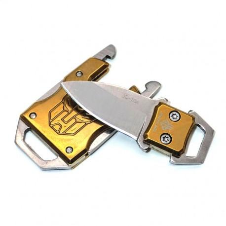 """KK12 Multifunctional """"TRANSFORMER"""" knife for Outdoor"""