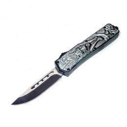 KA10 Automatic Knife Scarab D/E 2704