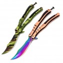 KB08 Balisong - Butterfly Knife