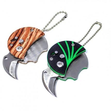 KK02 Semiautomatic Knife - Keychain