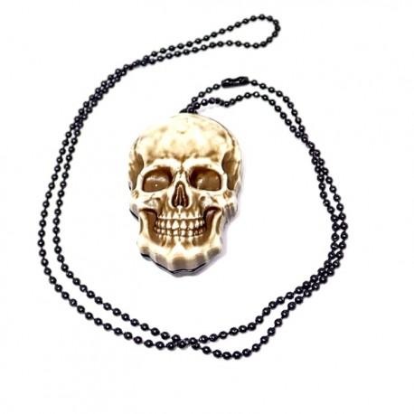 KK04 Skull Knife-Keychain Amulet