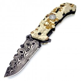KS02 Semiautomatic Knife