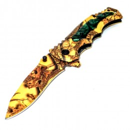 KS09 Semiautomatic Knife