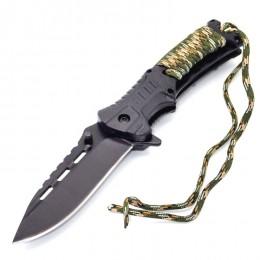 KS15 Semiautomatic Fixed Blade Survival Knife
