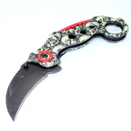 KS18 Karambit Semiautomatic Knife
