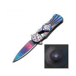 KS30 Semiautomatic Knife SPINNER