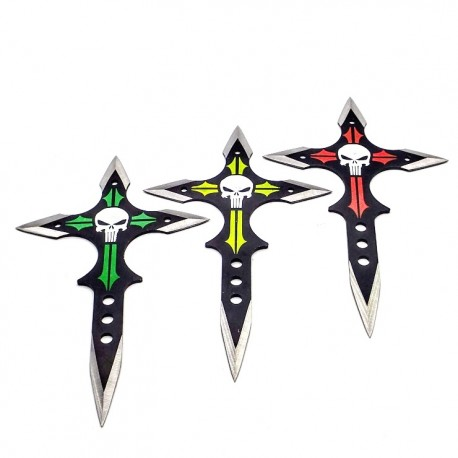 NK03 Throwing Knives