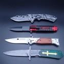 Semiautomatic Knives